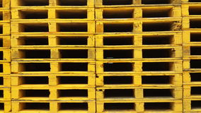 Pallets stacks background wallpaper Royalty Free Stock Photography