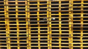 Pallets Royalty Free Stock Photography