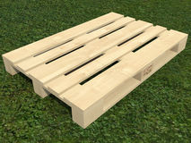 Pallets 1200x800 Royalty Free Stock Photography