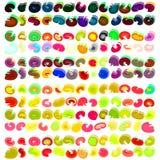 pallette χρώματος διανυσματική απεικόνιση