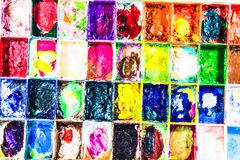Pallette Stock Photography