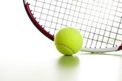 Pallina da tennis Fotografia Stock Libera da Diritti