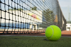 Pallina da tennis Royalty Free Stock Photos