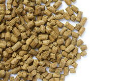 Palline del distillatore del frumento Fotografia Stock