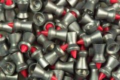 Palline del fucile ad aria compressa del cavo Fotografia Stock