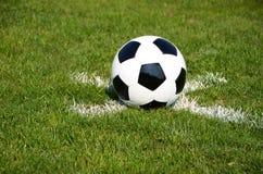 Pallone da calcio Immagine Stock Libera da Diritti