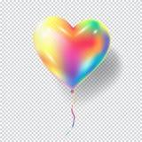 Pallone del cuore royalty illustrazione gratis