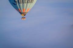 Pallone di Capadoccia Fotografia Stock
