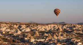 Pallone di Cappadocia Fotografia Stock Libera da Diritti