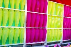 Pallone di colore Fotografia Stock