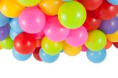 Pallone di varietà e variopinto Immagini Stock