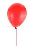 Pallone rosso Fotografia Stock