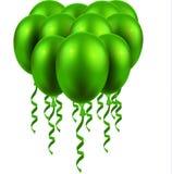 pallone variopinto realistico 3d Fotografie Stock Libere da Diritti