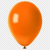 Pallone variopinto realistico di vettore Fotografia Stock