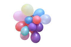 Palloni fotografia stock