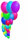 Palloni Fotografia Stock Libera da Diritti