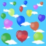 Palloni Immagini Stock