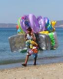 Palloni d'offerta del Bot Fotografie Stock Libere da Diritti