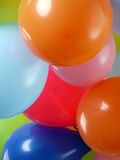 Palloni del partito Fotografie Stock