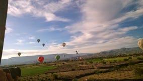 Palloni della Turchia Immagini Stock