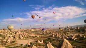 Palloni della Turchia Fotografie Stock Libere da Diritti