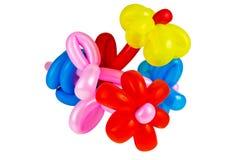 Palloni di Inflatables Immagine Stock