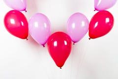 Palloni gonfiabili Immagini Stock