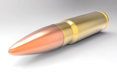 Pallottola di AK47 Immagine Stock Libera da Diritti