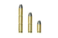Pallottola e Shell Immagini Stock Libere da Diritti
