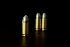 Pallottola e Shell Immagine Stock Libera da Diritti
