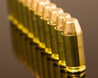 pallottole Fotografia Stock
