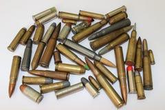 pallottole Fotografia Stock Libera da Diritti