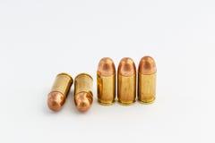 pallottole Immagine Stock Libera da Diritti