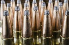 Pallottole di rame fornite di punta cavo Immagini Stock Libere da Diritti