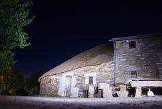 Palloza traditional northwest spanish dwelling Royalty Free Stock Photo