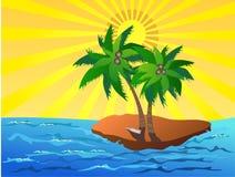 Palm royalty-vrije illustratie