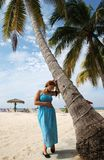 By The Palm Stock Images