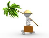 Palm Royalty-vrije Stock Afbeeldingen