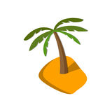 palm stock illustratie