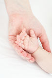 Palm of the baby Royalty Free Stock Photography