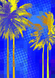 Palm Beach illustration de vecteur