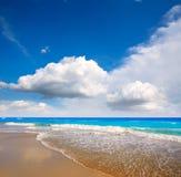 Palm Beach beach coastline Florida US Royalty Free Stock Photography