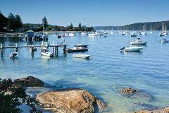 Palm Beach Ferry Jetty Royalty Free Stock Image