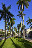 Palm Beach, Florida Foto de Stock Royalty Free