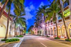 Palm Beach Florida fotografia de stock royalty free