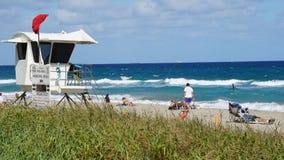Palm Beach in Florida Royalty Free Stock Photos