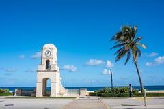 Palm Beach Floryda Zdjęcie Stock