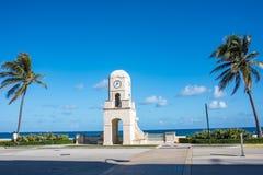 Palm Beach Floryda Zdjęcia Stock