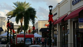 Palm Beach Outlets in West Palm Beach, Florida Stock Photography