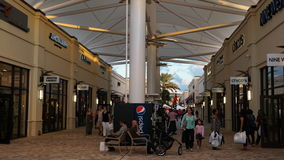 Palm Beach Outlets in West Palm Beach, Florida Royalty Free Stock Photography